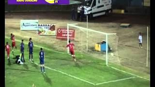 Goleada histórica Durazno 9 vs San Gregorio 1