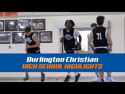 Team Spotlight: Burlington Christian Academy (NC) | Triad Blue Chip | Full #BIGSHOTS Highlights