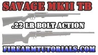Savage mkii fv-sr vs. mkii trr