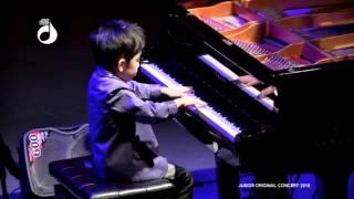 Junior Original Concert JOC 2015 - Moses Wong