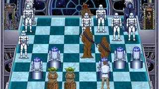 Star Wars Chess (The Software Toolworks) (Windows 3.x) [1993] [PC Longplay]