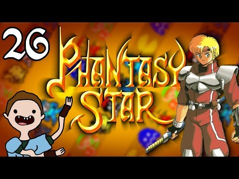 Phantasy Star IV: CHIRP! CHIRP! - PART 26 - Niko's Quest