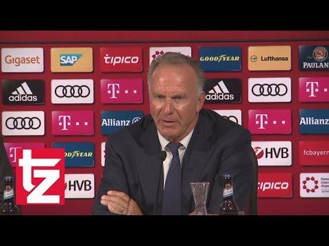 """Rummenigge über Sammer: """"Matthias wollte das Kapitel Bayern München beenden"""" (FC Bayern)"""