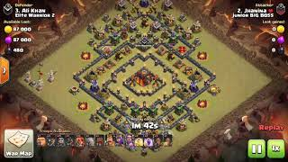 TH10 vs TH11 Best Defence/TH10 Base/Defense 2018/TH11 Fail/Golem/Giants/Valkyries