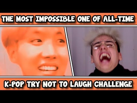 THE ULTIMATE KPOP TRY NOT TO LAUGH CHALLENGE #2 [NOT POSSIBLE]