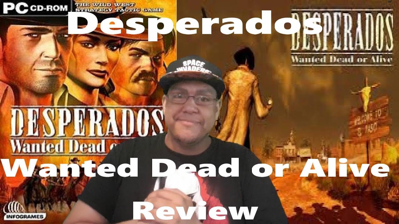 Desperados Wanted Dead Or Alive Review Pc Doctor Virtual Youtube
