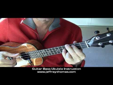 Learn To Play The Girl From Ipanema by Jobim On Ukulele
