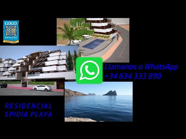 APARTAMENTOS DE TERRAZA DE NUEVA CONSTRUCCIÓN CON VISTA AL MAR, GOGO Estates ES 268342