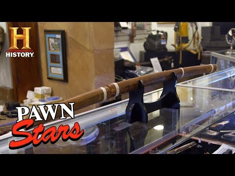 Pawn Stars: Japanese Swords  History