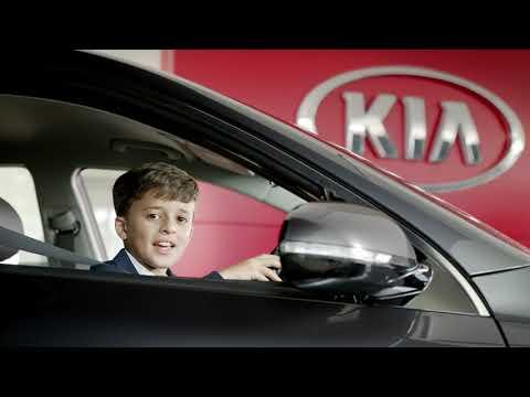 Kia enlists team of kids to explore benefits of its electric car range