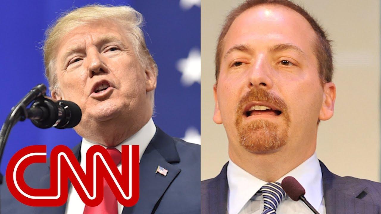 Trump calls NBC's Chuck Todd a 'son of a bitch' - Dauer: 3 Minuten, 15 Sekunden