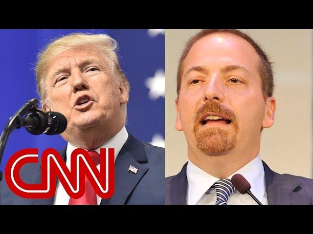 Trump calls NBCs Chuck Todd a son of a bitch