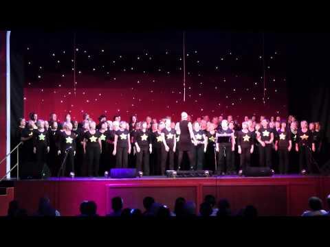 Rock Choir at The Britannia Theatre ~