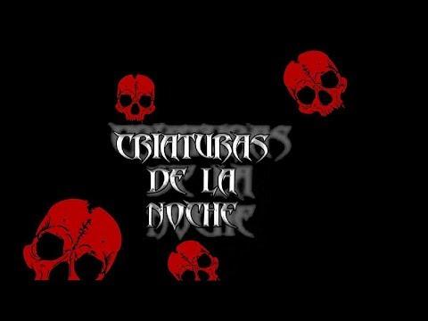 Criaturas de la noche/Metal Corrosivo/V Aniversario 30/12/17