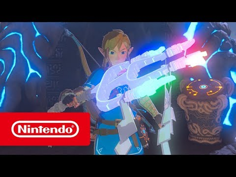 The Legend of Zelda: Breath of the Wild – Ode aux Prodiges -