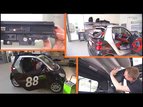 Smart Replace The Slider On Soft Top System Youtube