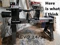 Should you Buy a Laguna Revo 24/36 Lathe?    Here is what I think!