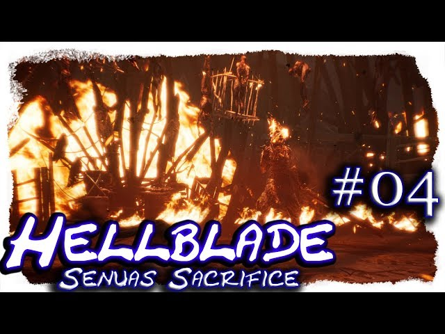Hellblade - Senua's Sacrifice #04 🔷 Surt 🔷 Let's Play, 4k, UHD, blind, deutsch, LP