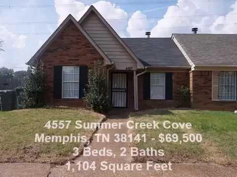4557 Summer Creek Cove. Memphis, TN 38141
