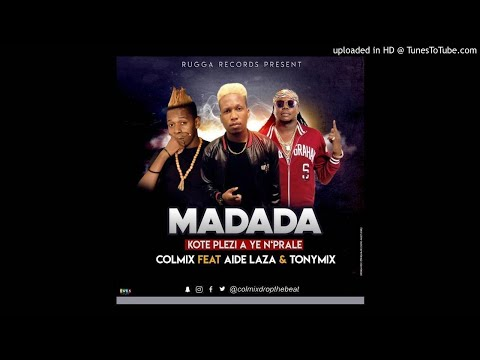 Colmix Feat Aide Laza & Tonymix - Madada [Remix]