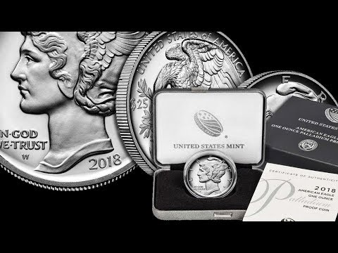 2018 Palladium Proof  Eagle Coin Will Be A Winner!