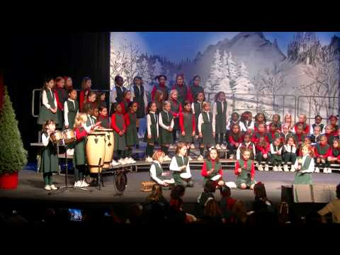 K-2 Winter Concert 2012: Kwanzaa