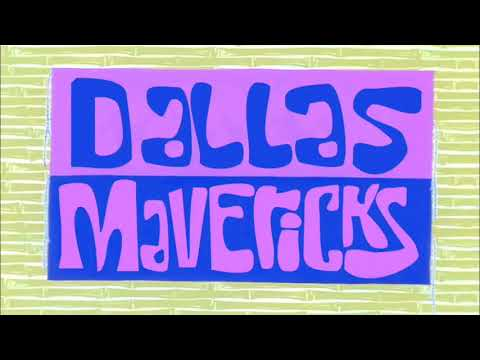 Spongebob Dallas Mavericks G Major