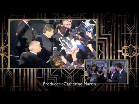"The Cannes Film Festival : ""The Great Gatsby"" World Movie Premiere"