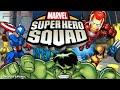 MARVEL Super Hero Squad Juego Completo en ESPAÑOL - Longplay PSP
