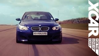BMW E60 M5 V10: Customised to 568bhp by Evolve - XCAR