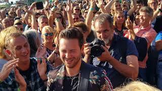 Laurence Jones - Live it Up, Huntenpop 2018