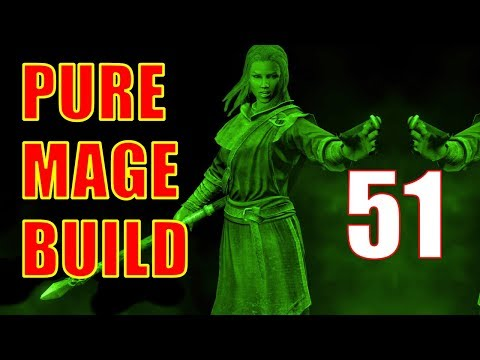 Skyrim Pure Mage Walkthrough NO WEAPONS NO ARMOR Part 51 - Hitting the Books (CoW Main Quest 3) thumbnail