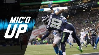 Lions vs. Seahawks Mic'd Up Wild Card Highlights | NFL Films | Inside the NFL