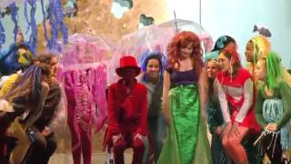 The Little Mermaid Trailer 2014