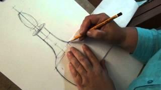 Рисуем симметричные объекты часть 2
