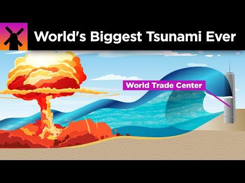 How A Secret Russian Nuke Creates The Biggest Tsunami Ever