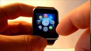 УМНЫЕ ЧАСЫ SMART WATCH GT-08. КУПИТЬ В МОСКВЕ.(Часы SMART WATCH — это отличное дополнение к любому смартфону, расширяющие его возможности! Часы связываются..., 2015-07-22T22:12:51.000Z)