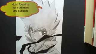 HOW TO DRAW tsuna sawada [ Hitman Reborn ] By MrNarutos10