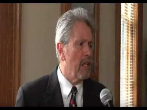 Interview: Scott Bradley, Vice Presidential Candidate for the Constitution Party