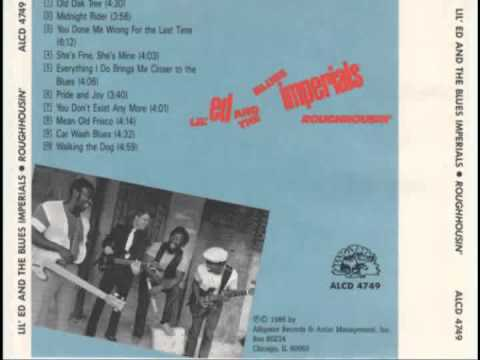 Lil´ed & The Blues Imperials - Roughousin´ (Full Album)