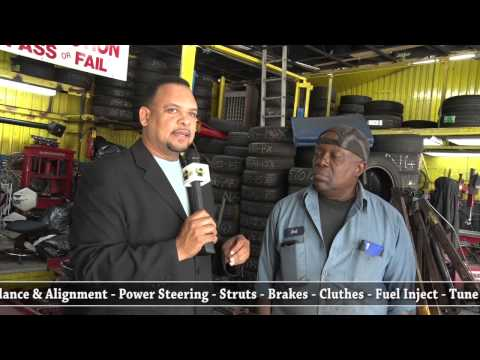 KYB LLC - Tire Shop & Auto Repair a Haitian business owned in New York  PART # 2