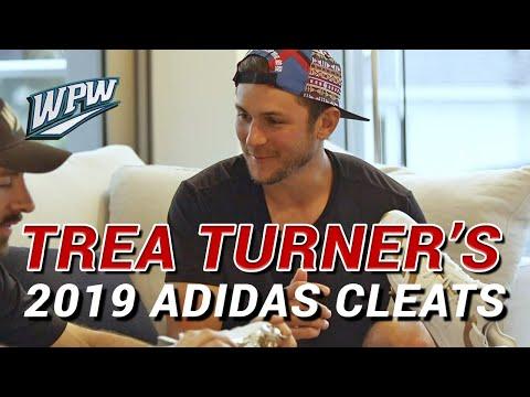 Trea Turner Breaks Down His New Adidas AdiZero Afterburner 6