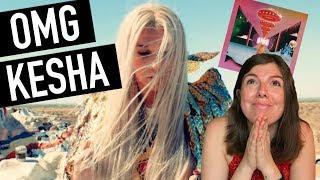 OMG IL NUOVO ALBUM DI KESHA || Cimdrp consiglia