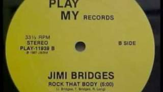 "Jimi Bridges: ""Rock That Body"" / Roland VP-330 Vocoder Plus (Mk1 or 2?)"