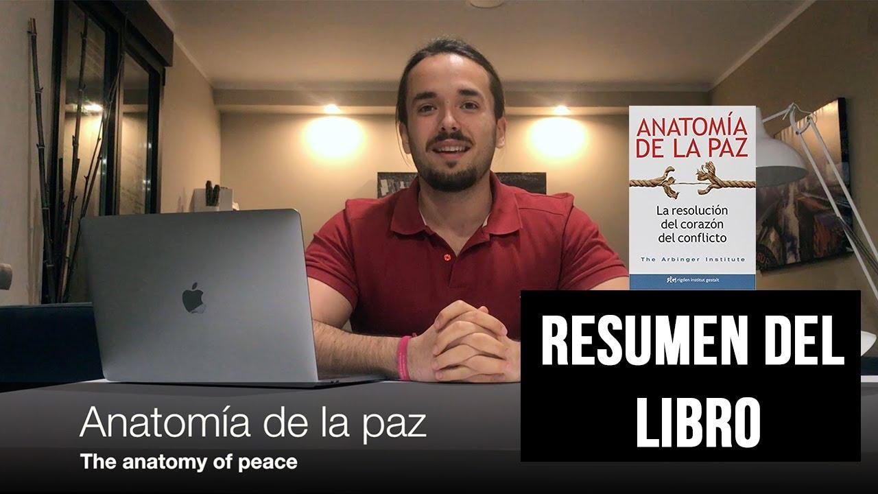 Resumen de Libro - Anatomía de la paz - Cómo resolver conflictos ...