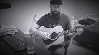 Firestone Walker Lager Beer Review -- Leonard Cohen If it Be Your Will Guitar Cover -- Bloopers