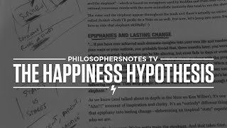 The Happiness Hypothesis by Jonathan Haidt Thumbnail