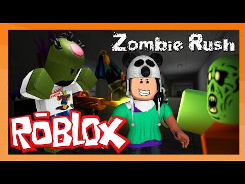 Roblox – SOBREVIVA AO ATAQUE DOS ZUMBIS (Zombie Rush)
