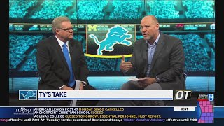 Ty's Take: Where the Lions stand after losing season