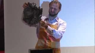 La creatividad es un proceso universal: Jaime Buhigas at TEDxRetiro
